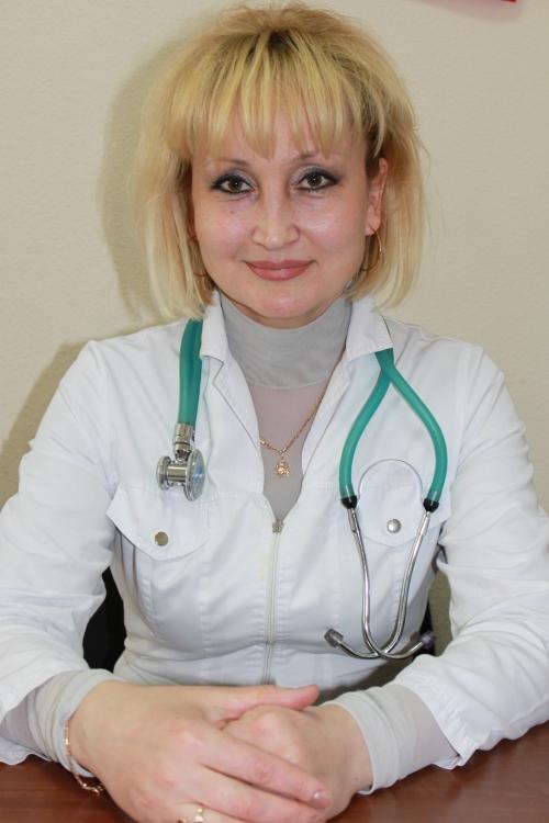 Ахметова Кадрия Камилевна врач кардиолог к.м.н