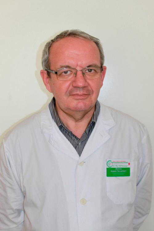 Даянов Айрат Назирович к.м.н., врач оториноларинголог высшей квалификационной категории