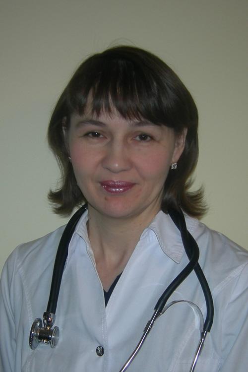 Сагатдинова Гузель Робертовна врач терапевт