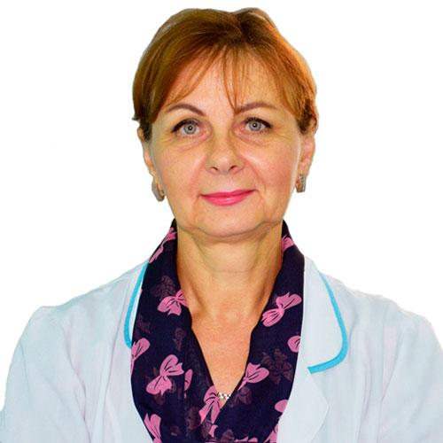 Царькова Ольга Георгиевна Врач-педиатр высшей категории