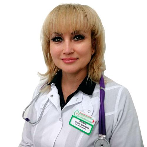 Ахметова Кадрия Камилевна